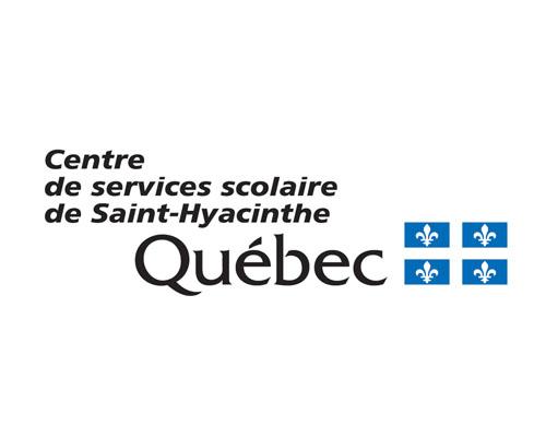 Logo - Centre de services scolaire de Saint-Hyacinthe