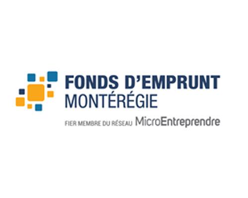 Logo - Fonds d'emprunt Montérégie